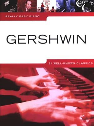 Really easy piano - Gershwin - George Gershwin - laflutedepan.com