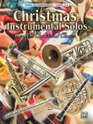Traditionnel - Christmas instrumental solos - Carols - traditional classics - Sheet Music - di-arezzo.co.uk