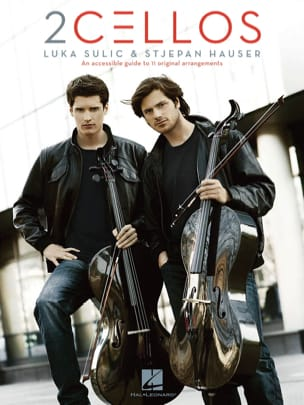 2Cellos - 2 Cellos - Revised Edition - Sheet Music - di-arezzo.co.uk