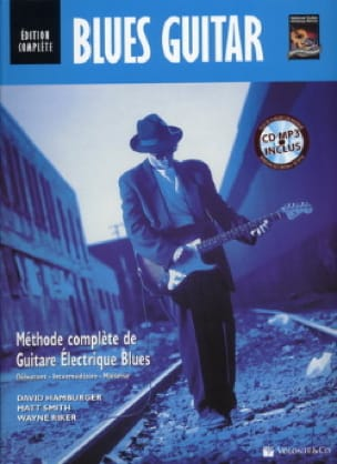 Hamburger David / Smith Matt / Riker Wayne - Guitar Blues - Edición Completa en Francés - Partitura - di-arezzo.es