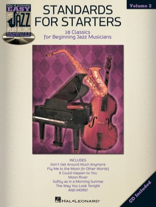 - Easy jazz play-along volume 2 - Standards for starters - Sheet Music - di-arezzo.co.uk