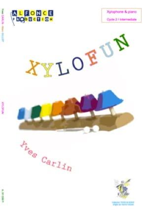 Xylofun Yves Carlin Partition Xylophone - laflutedepan