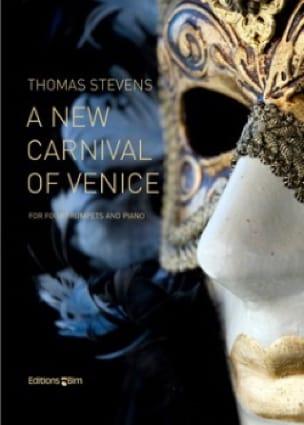 Thomas Stevens - A new carnival of Venice - Partition - di-arezzo.fr