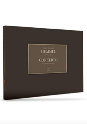 Concerto pour Trompette - HUMMEL - Partition - laflutedepan.com