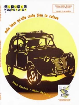 Carlin Yves / Gillot Marc - But kess it rolls well your cash - Sheet Music - di-arezzo.com