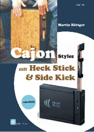 Martin Röttger - Stile Cajon con Heck Stick - Side Kick - Partitura - di-arezzo.it