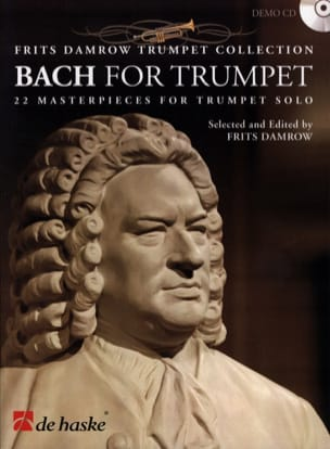 BACH - Bach for trumpet - Partition - di-arezzo.fr