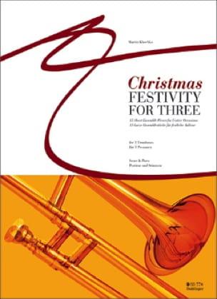 Martin Klaschka - Christmas festivity for three - Sheet Music - di-arezzo.co.uk