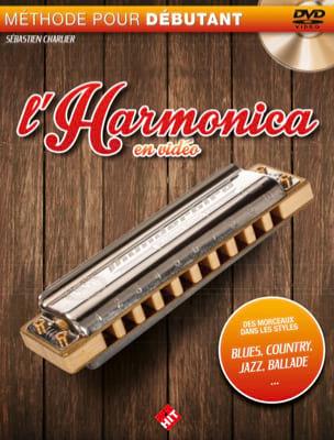 Sébastien Charlier - L'harmonica en vidéo - Partition - di-arezzo.fr