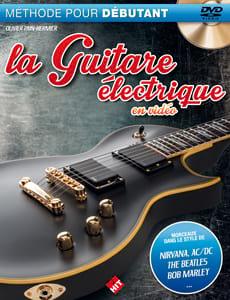 Olivier Pain-Hermier - La guitare électrique en vidéo - Partition - di-arezzo.fr
