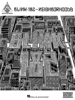 Neighborhoods - Blink-182 - Partition - laflutedepan.com