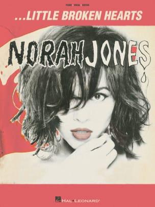 Little Broken Hearts Norah Jones Partition Jazz - laflutedepan