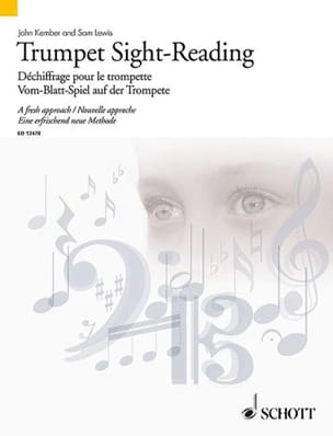 Kember John / Lewis Sam - Decoding for the trumpet - New Approach - Sheet Music - di-arezzo.co.uk