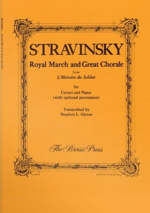 Royal march and great chorale - Igor Stravinsky - laflutedepan.com
