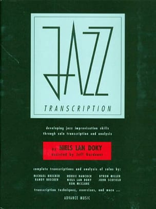 Doky Niels Lan - Jazz transcription - Sheet Music - di-arezzo.com