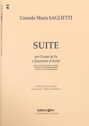 Corrado Maria Saglietti - After - Sheet Music - di-arezzo.co.uk
