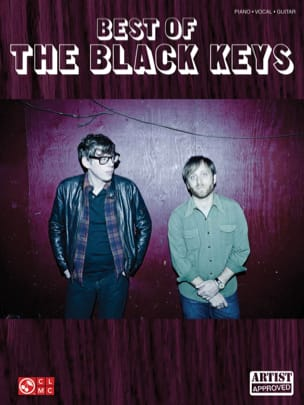 Keys the Black - Best Of The Black Keys - Partition - di-arezzo.fr