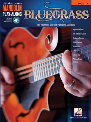 - Mandolin Play-Along Volume 1 - Bluegrass - Sheet Music - di-arezzo.com
