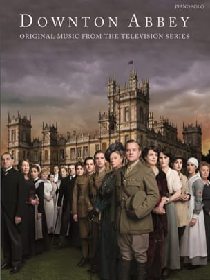 Downton Abbey John Lunn Partition Musique de film - laflutedepan