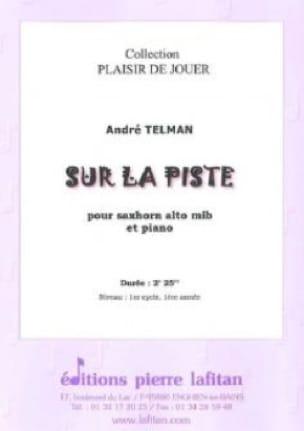 André Telman - トラック上で - 楽譜 - di-arezzo.jp