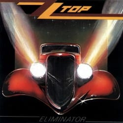 Eliminator ZZ Top Partition Pop / Rock - laflutedepan