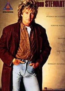 Rod Stewart - Best of Rod Stewart for guitar - Partition - di-arezzo.fr