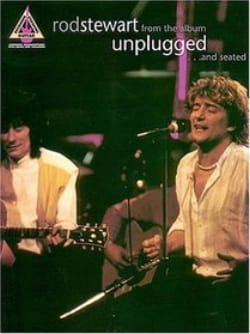Rod Stewart - Rod Stewart unplugged ... and seated - Sheet Music - di-arezzo.co.uk