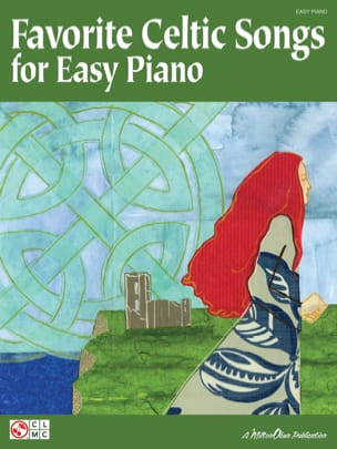 Favorite celtic songs for easy piano Partition laflutedepan