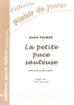 André Telman - The little jumping chip - Sheet Music - di-arezzo.co.uk