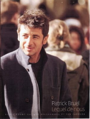 Patrick Bruel - Which of us - Sheet Music - di-arezzo.co.uk