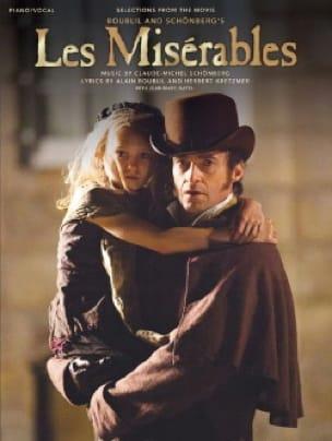 Claude-Michel Schönberg - Les Misérables - Una selección basada en la película - Partitura - di-arezzo.es