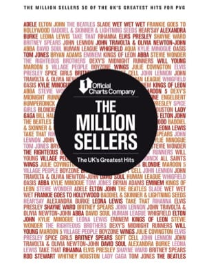 - The million sellers - The UK's greatest hits - Partition - di-arezzo.fr