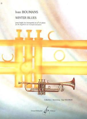 Ivan Boumans - Winter blues - Sheet Music - di-arezzo.com
