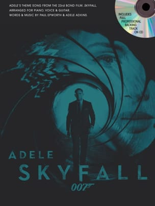 Adele - Skyfall - James Bond theme - Partition - di-arezzo.fr