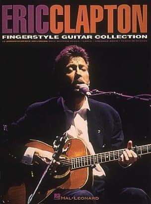 Eric Clapton - Colección de guitarra Fingerstyle - Partitura - di-arezzo.es