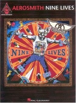 Aerosmith - Nine lives - Partition - di-arezzo.fr