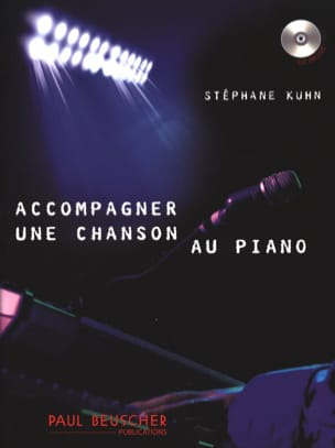 Stéphane Kuhn - Accompany a song to the piano - Sheet Music - di-arezzo.com