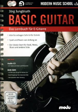 Basic Guitar - Jörg Jungbluth - Partition - laflutedepan.com