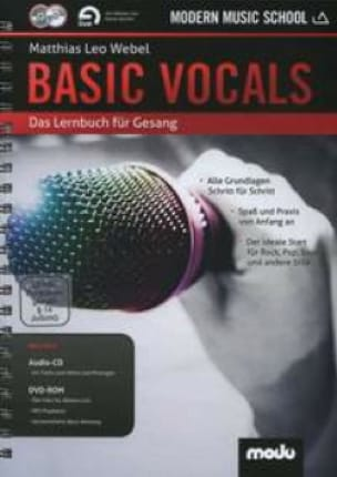 Matthias Leo Webel - Basic vocals - Sheet Music - di-arezzo.com