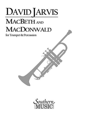 Macbeth and Macdonwald - David Jarvis - Partition - laflutedepan.com