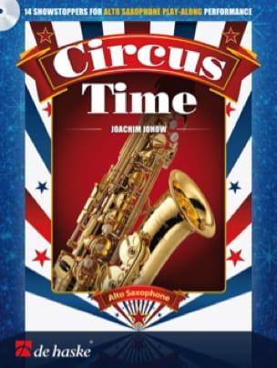 Circus Time - Joachim Johow - Partition - Saxophone - laflutedepan.com
