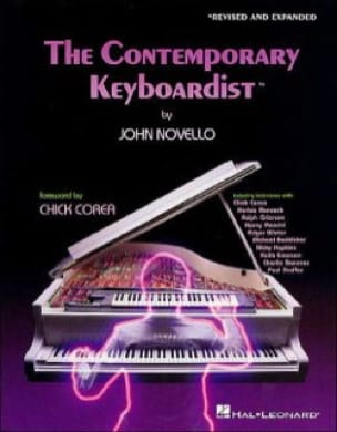 John Novello - The contemporary keyboardist - Sheet Music - di-arezzo.co.uk