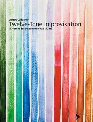 Gallagher John O - Twelve-tone improvisation - Sheet Music - di-arezzo.co.uk