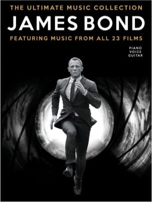 - James Bond - The ultimate collection - Partition - di-arezzo.fr
