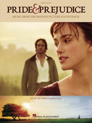 Dario Marianelli - Pride and Prejudice - Music From The Motion Picture Soundtrack - Sheet Music - di-arezzo.co.uk