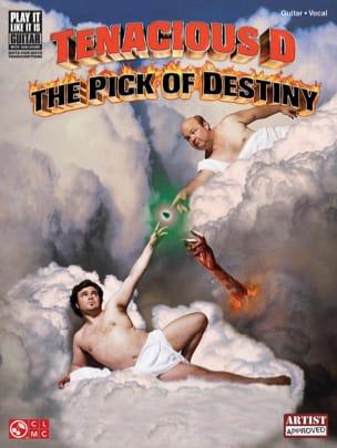 The Pick of Destiny - Tenacious D - Partition - laflutedepan.com