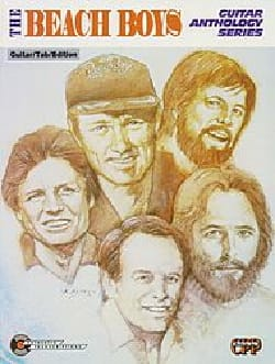 The Beach Boys - Guitar anthology series - Partition - di-arezzo.fr