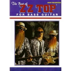 The best of ZZ Top for bass guitar ZZ Top Partition laflutedepan