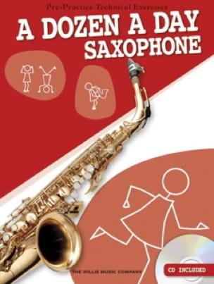 Una docena por día - Saxofón - Partitura - di-arezzo.es