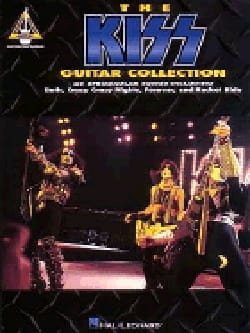 The Kiss guitar collection - Kiss - Partition - laflutedepan.com